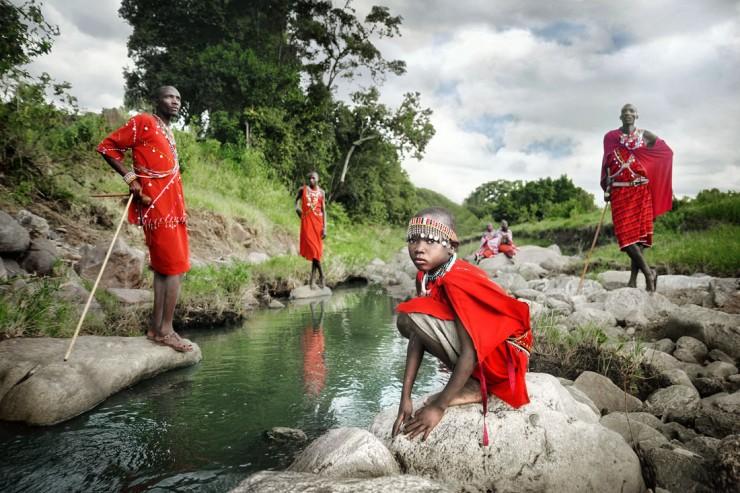 01-David-Lazar-One-Day-a-Masai-Warrior-740x493