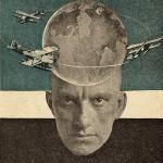 Fotómontázs Majakovszkijról, 1926