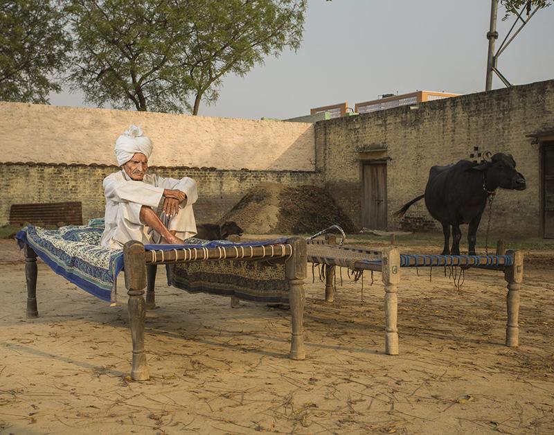 09_Munshi Ram, Tikri Kalan, India