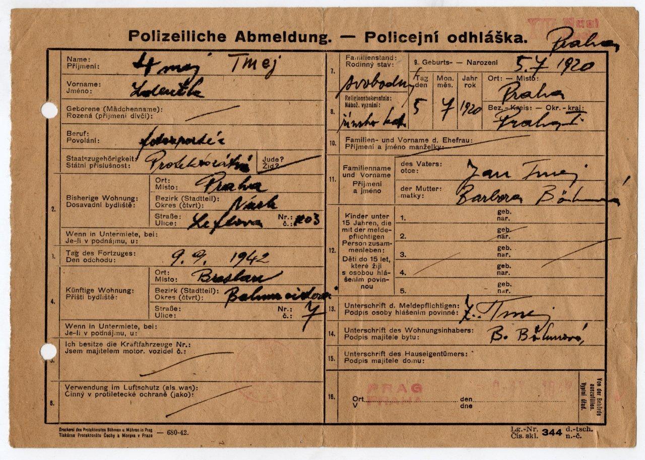 12. Behívó, 1942