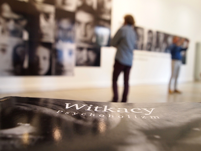 Witkacy 130 – Fotókiállítás a Lengyel Intézetben