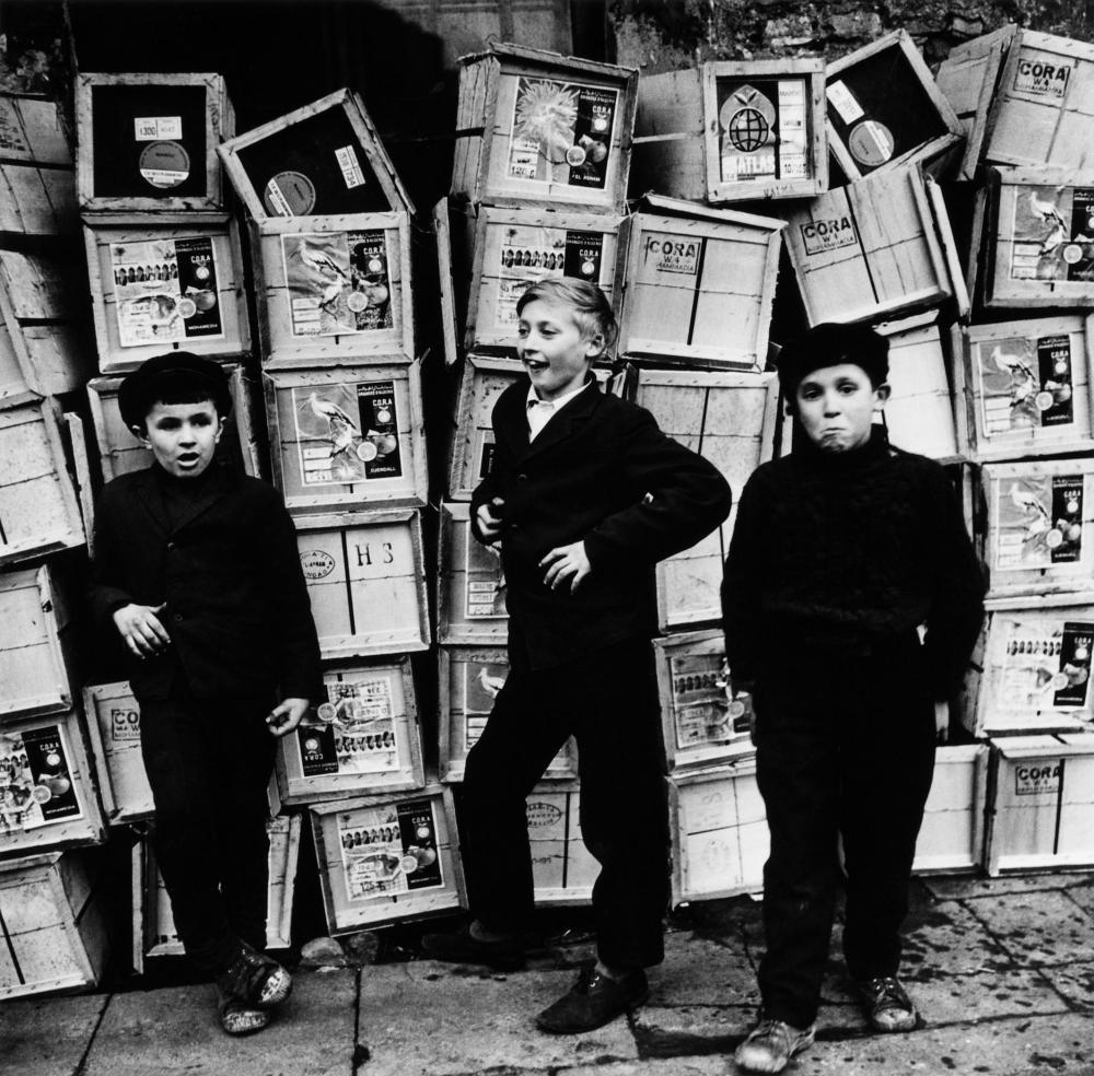 A hét fotósa - Antanas Sutkus
