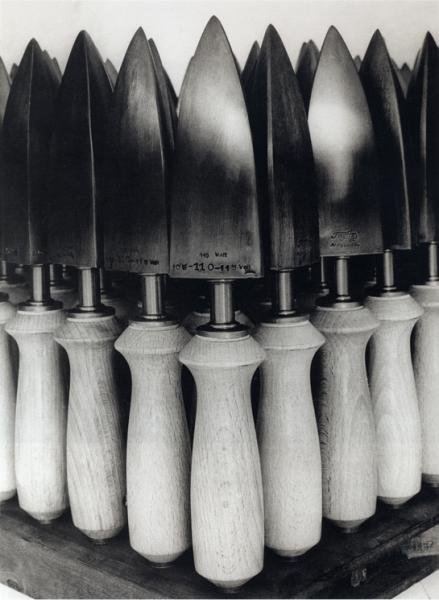 15_Shoemaking Irons, Fagus Works, 1928
