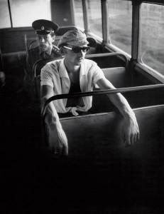 2. kép: Reggeli busz, Vilnius (1968)