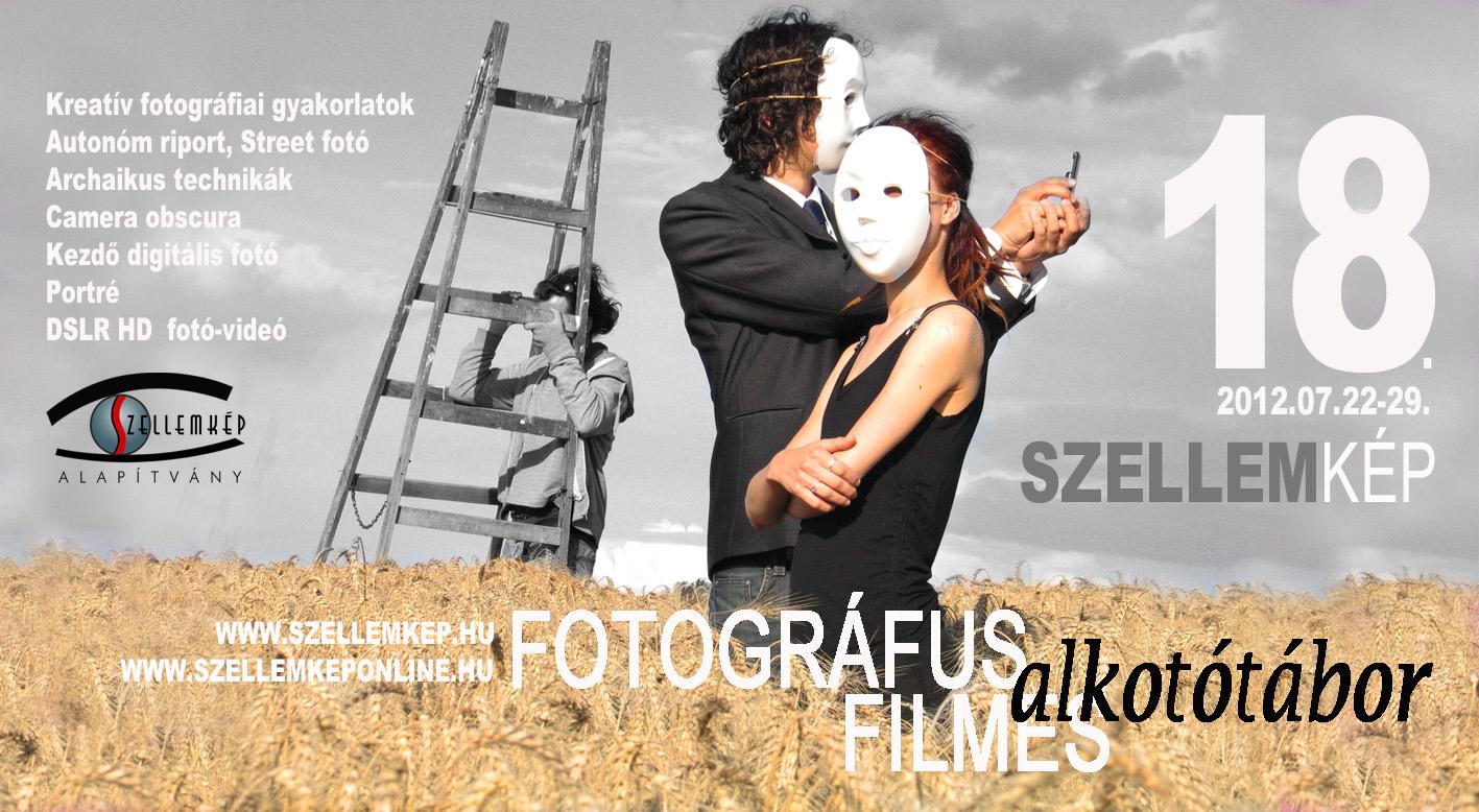 XVIII. Szellemkép fotográfus és filmes alkotótábor Pacsán