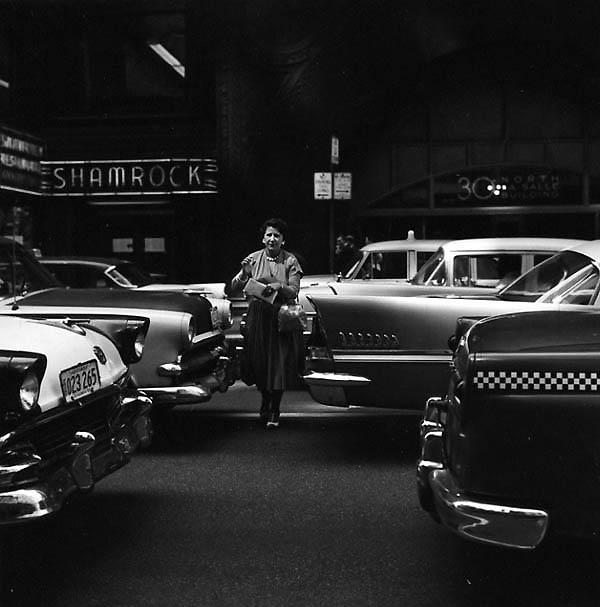 A hét fotósa - Ray K. Metzker (1931–2014)