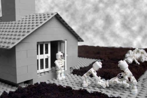 Zbigniew Libera: LEGO Koncentrációs Tábor