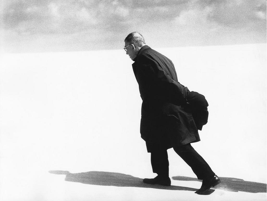 8. kép, Jean-Paul Sartre, 1965