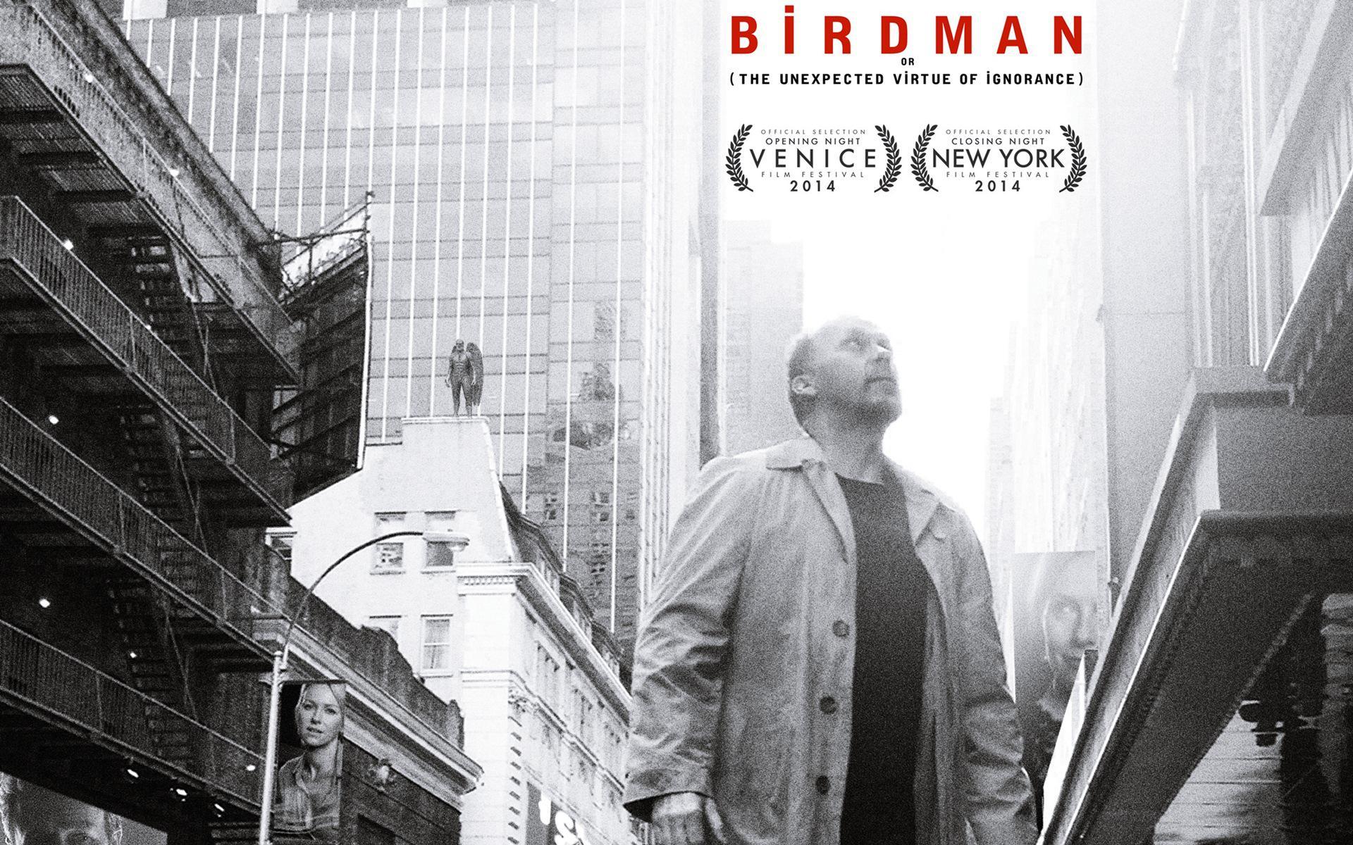 Birdman – avagy színház a mozivásznon
