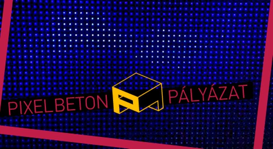 Pixelbeton Pályázat a Műcsarnokban