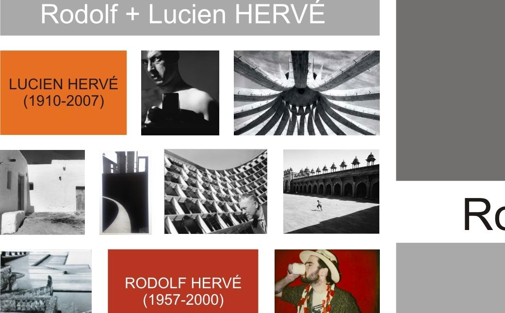 Lucien és Rodolf Hervé kiállítás a Nemzeti Táncszínházban