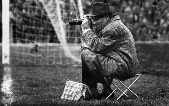 Képidézetek - Fotogáfiai Kiállítás Hemző Károly Sport- és Városképeiből