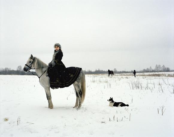 A hét fotósa - Anastasia Khoroshilova: Oroszok