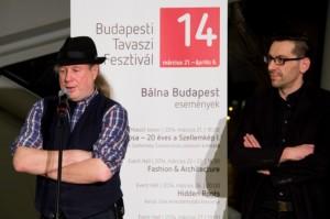 Fuchs Lehel és Finta Sándor