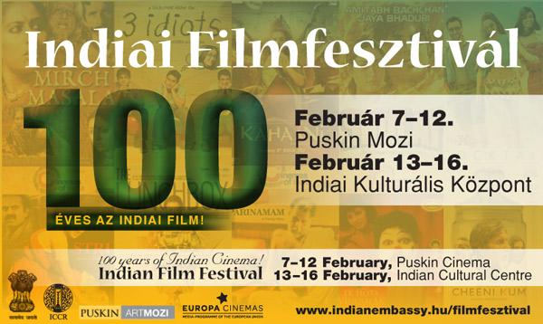 Bollywood itthon – Indiai Filmfesztivál 2014. február 7–12. és 13–16.