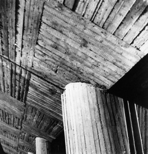 2. ábra: Lucien Hervé: Unité d'Habitation, Marseille, 1949-52