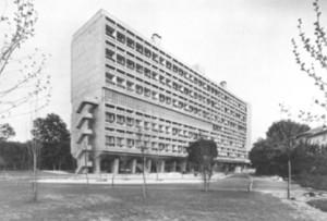 4. ábra: Unité d'Habitation, Marseille, fotó: Foundation Le Corbusier