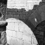 6. ábra: L. Hervé: ciszterci kolostor, Thoronet, 1951