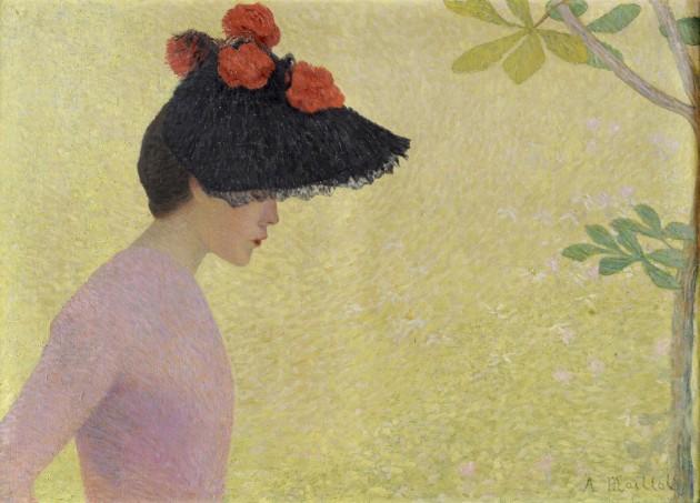 Rippl-Rónai – Maillol-kiállítás a Nemzeti Galériában