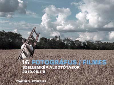 Beszámoló. Tavaly rendezte meg 16. alkalommal a Szellemkép Szabadiskola Fotográfus és Filmes Alkotótáborát