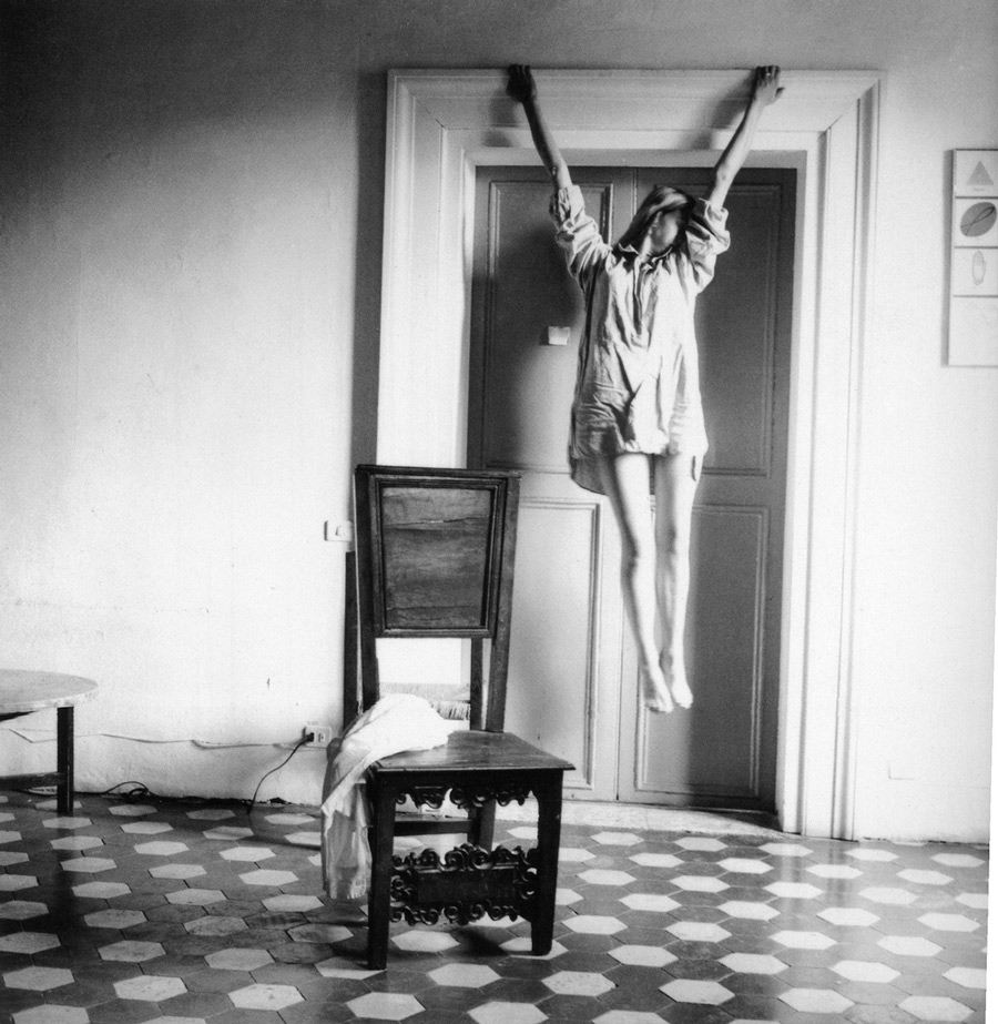 A hét fotósa – Francesca Woodman, a szürreális antiportrék csillaga